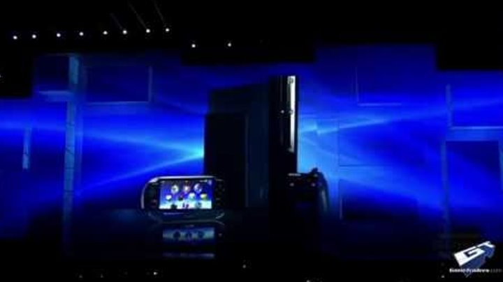 Sony - E3 2012: Sony Press Conference Montage