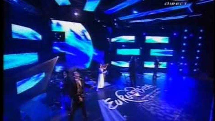 MILLENIUM - Before you go (Eurovision 2010 Moldova) LIVE