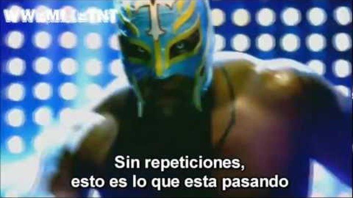 WWE Rey Misterio Cancion Subtitulada Booyaka Booyaka 619 [Alta Definicin]