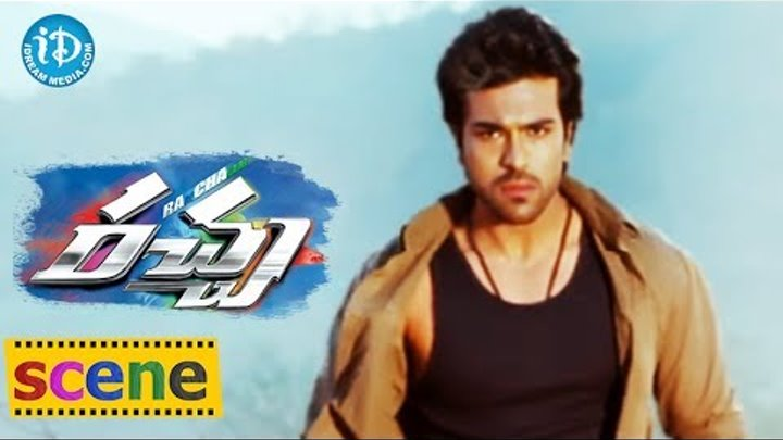 Racha Movie - Mukesh Rishi, Ram Charan, Tamannaah, Dev Gill, Kota Srinivas Rao Climax Scene