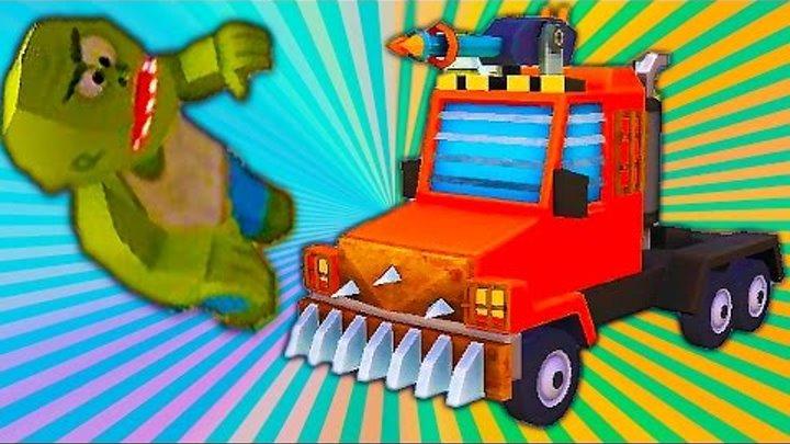 Dead Venture #5 Смотреть игра мультики для детей про машинки и зомби мультфильм зомби апокалипсис