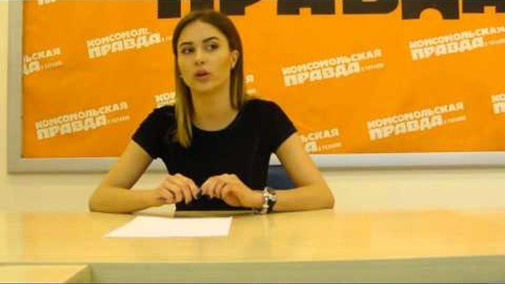 """участница шоу """"Супермодель по-украински 2"""" Виктория Маремуха (часть 2 )"""