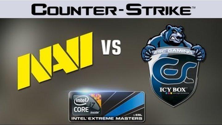 IEM Hanover Counter-Strike Grand Finals - Natus Vincere vs. ESC