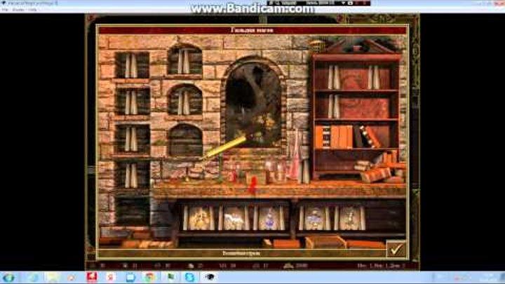 обзор игры герои меча и магии 3 во имя богов.