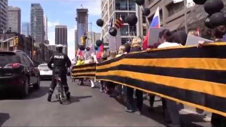 Remember Odessa Action in Toronto. May 2, 2015