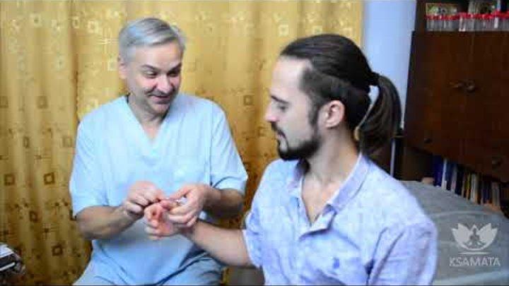 Первые шаги в восстановлении суставов и позвоночника. Урок 2