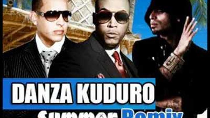 Don Omar Ft.Lucenzo - Danza Kuduro (Dj.TayNa & Chris Ferres Summer Remix).wmv
