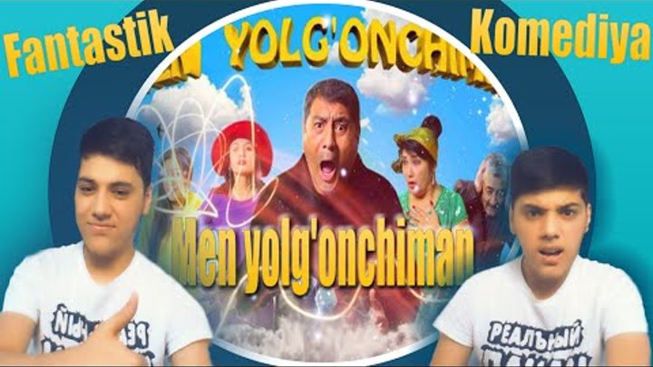 Men yolg'onchiman (uzbek kino)#15/Shunday Kino ShoV