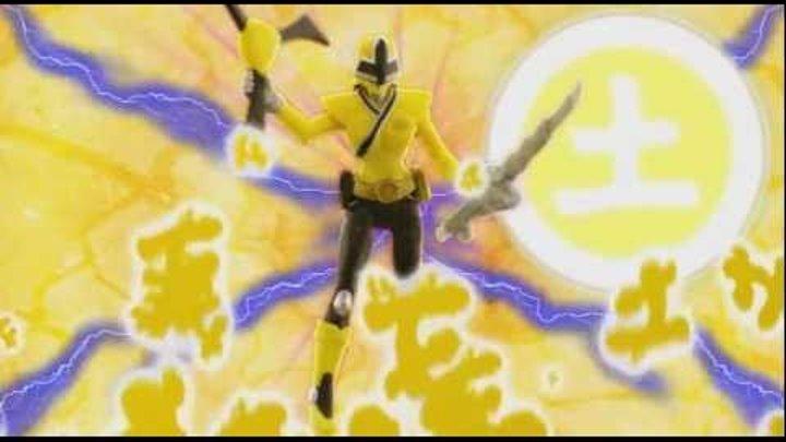 Реклама Power Rangers Samurai Могучие Рейнджеры