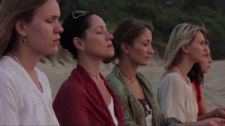 Индия, Гоа 2015 йога-тур Женская практика