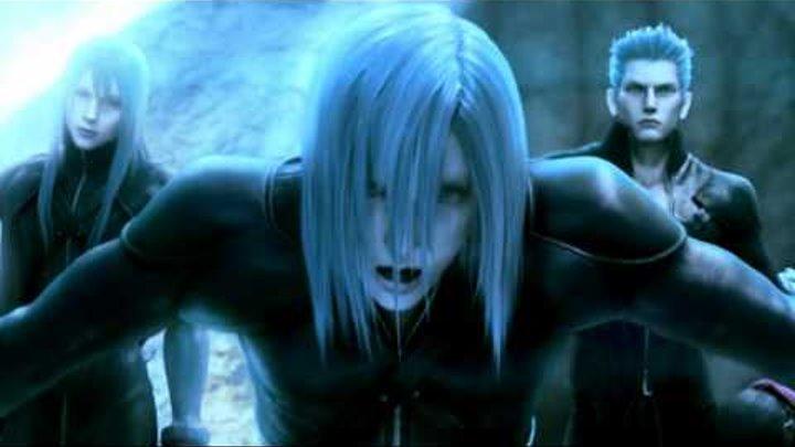Final Fantasy - Чика на припеве HD