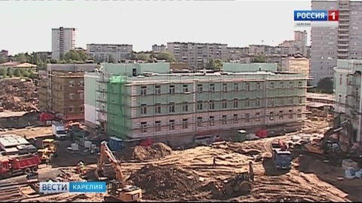 Школьники со всей России будут учиться в кадетском училище в Петрозаводске