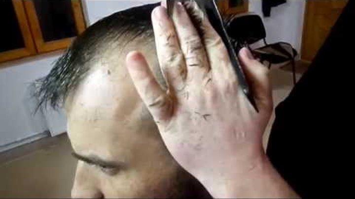 мужские стрижки - мужские стрижки видео уроки