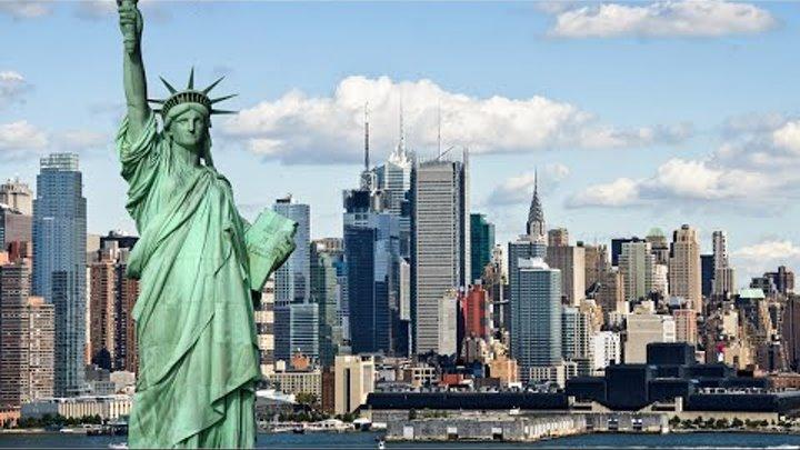 Жизнь в Америке. Вторая серия - Нью Йорк / Life in USA, episode 2