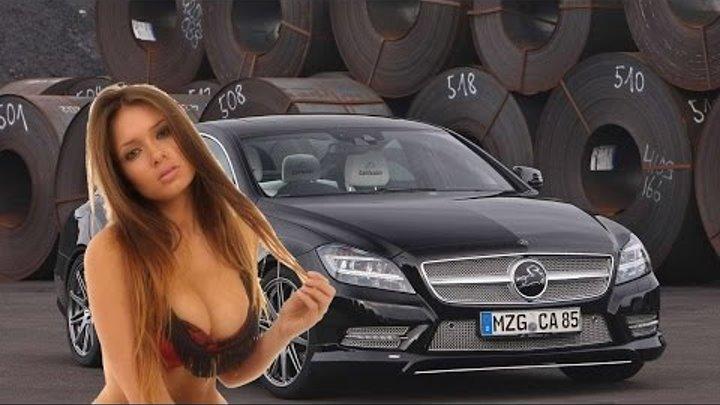 #506. Тюнинг Mercedes-Benz CK63 RS CLS Carlsson 2012