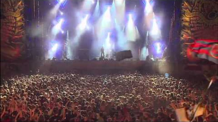Papa Roach - Dead Cell - Live at Poland Woodstock (@paparoach)