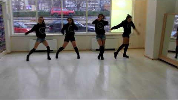 Blacklist, Carla's Dreams Tequila dance choreography