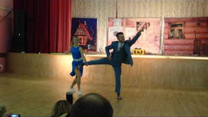 Tanya Georgiievska & Sondre Olsen-Bye - Northern Boogie-2017,