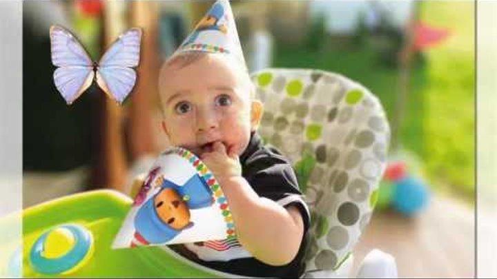 DEN ROJDENIYA EDGARA день рождения Эдгара для iPad