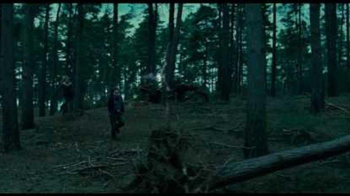 Гарри Поттер и Дары Смерти. Русский трейлер.