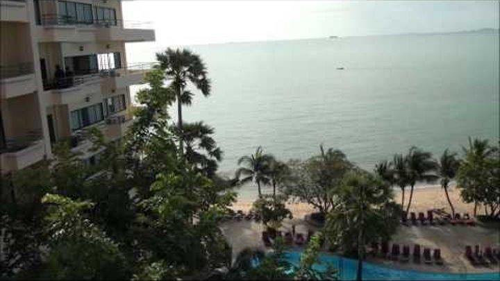 Таиланд, Паттайя, отель Garden Sea View Resort 4*