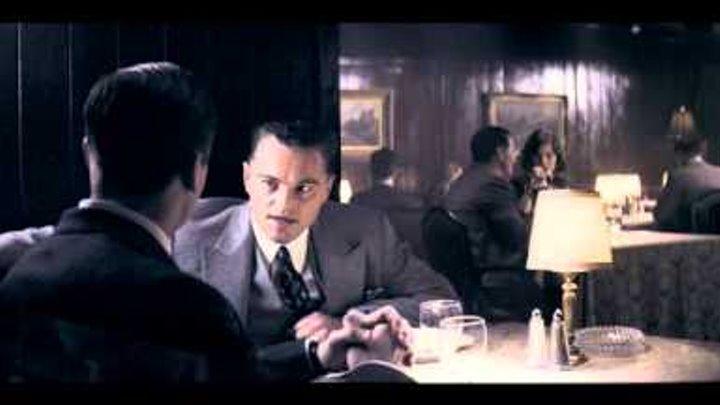 Дж. Эдгар (J. Edgar) - дублированный трейлер