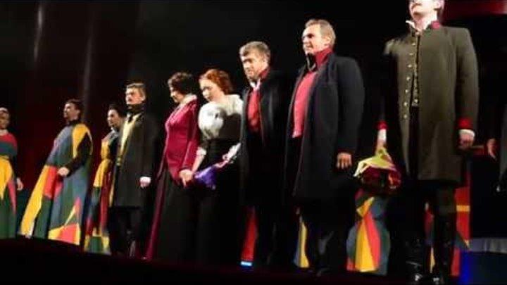 2016.09.04.Москва.Малый театр (на Ордынке). Маскарад