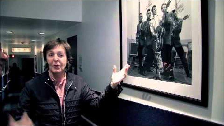 Paul McCartney 'Live Kisses' - Film Trailer