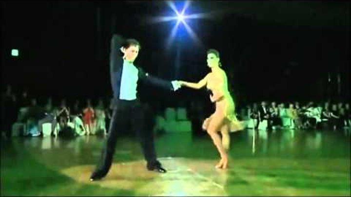 Bryan Watson & Carmen Cha Cha Cha WSSDF 2011