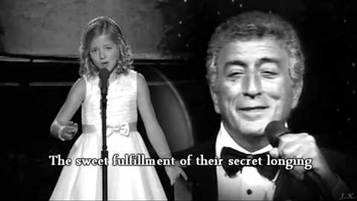 When You Wish Upon a Star - Jackie duet with Tony Bennett