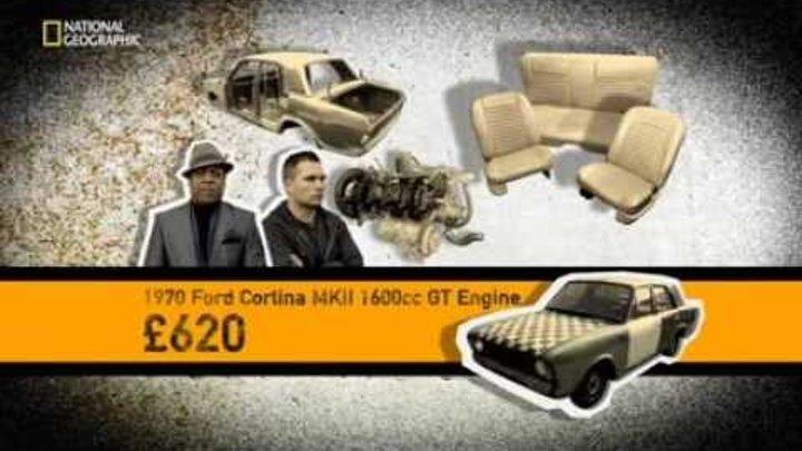 Машины: разобрать и продать (2 сезон, 4серия)
