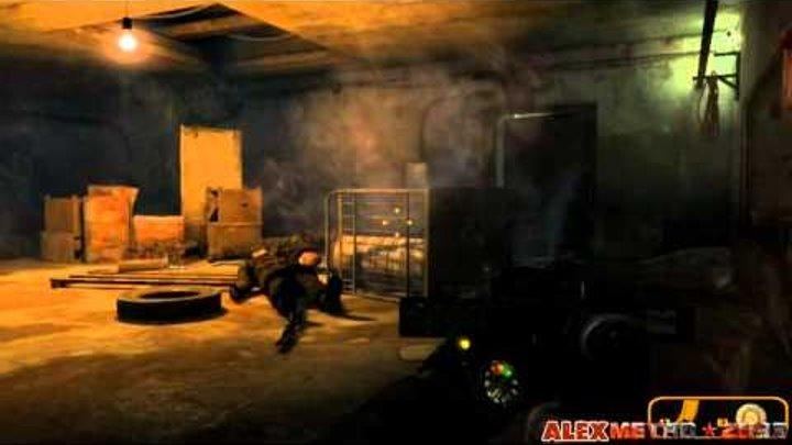 Metro 2033 Let's play и проходняк! Часть 2! ALEX