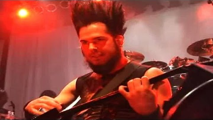 Static-X - Bled For Days [Cannibal Killers Live]
