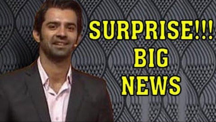 Barun Sobti aka Arnav's NEW INTERVIEW for Iss Pyaar Ko Kya Naam Doon SEASON 2 - MUST WATCH !!!