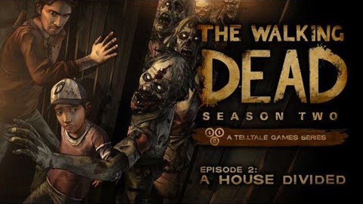 The Walking Dead Season 2 : Episode 2 ( A House Divided )