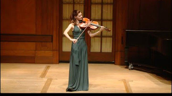 Bach Suite No. 2 in d minor | Erika Gray (viola)