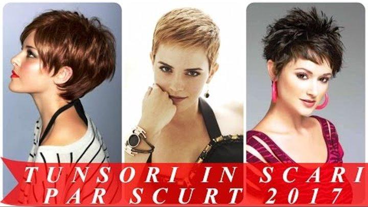 Tunsori In Scari Par Scurt 2017