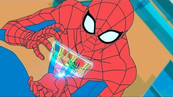 Marvel   Человек паук 2017   сезон 1 серия 16 - Восхождение Дока Ока. Часть 1