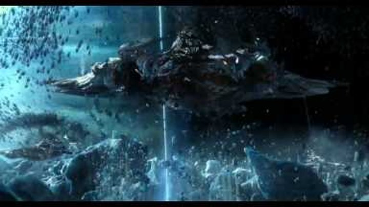 Игра Эндера \ Ender's Game (2013). Финальный трейлер. Русский дубляж.