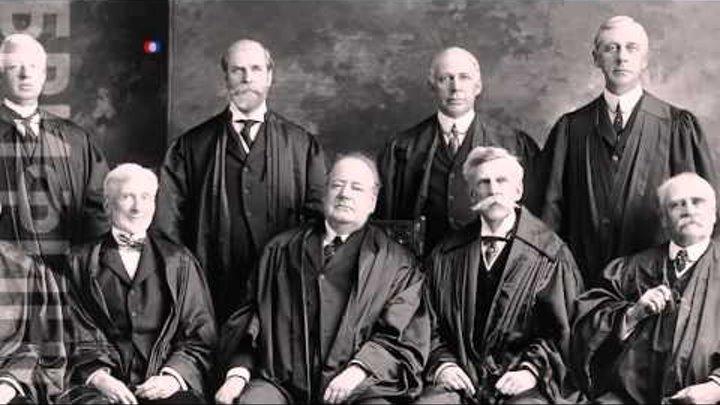 Верховный суд США: великая девятка