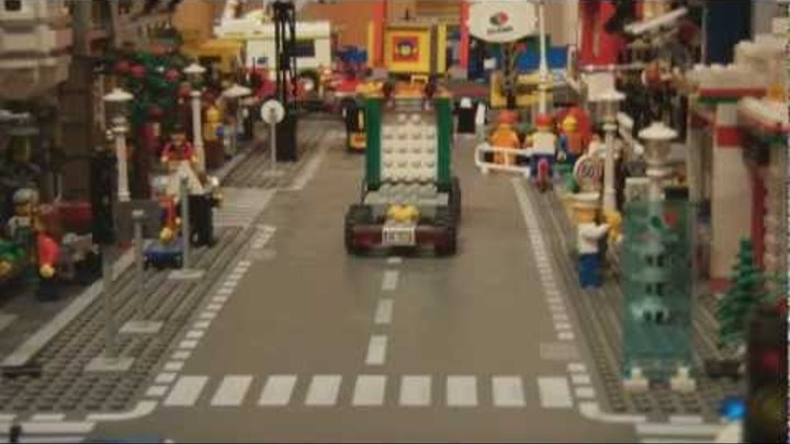 LEGO - Bank Robbery(Full version)