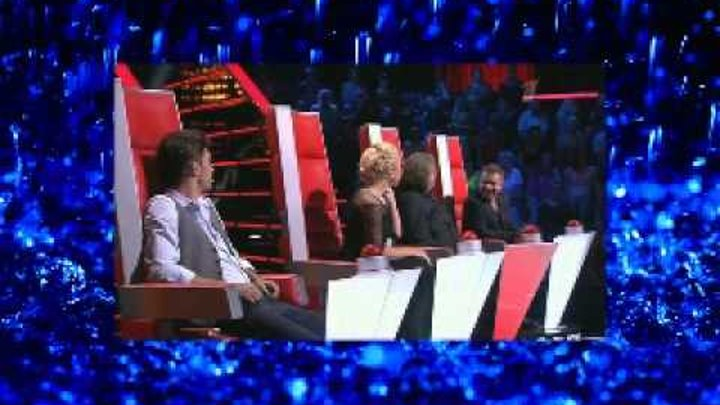 шоу Голос 2 сезон Фарид Аскеров Isn't She Lovely