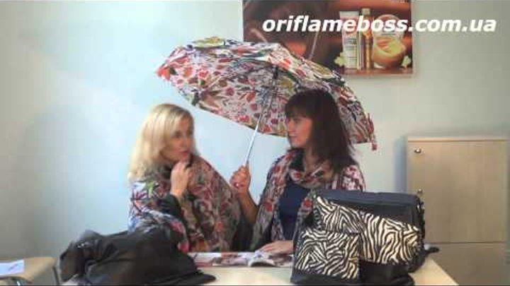 Видео обзор новинок Орифлейм 13 каталог 2013 года по одесски!