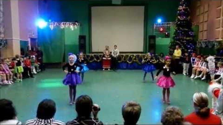 Танец Барби, ансамбль Радуга