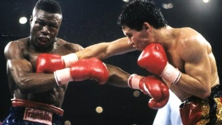Julio Cesar Chavez vs Meldrick Taylor (Highlights)