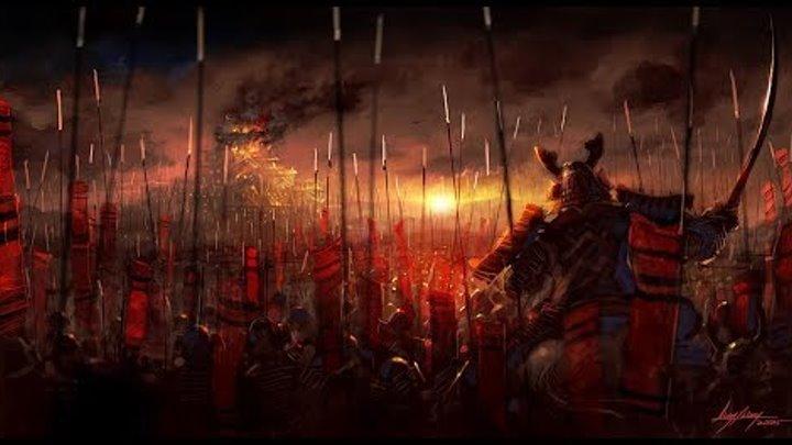 Shogun 2 Total War Сериал Властью правит меч! 9 Серия Дом Тёсокабе