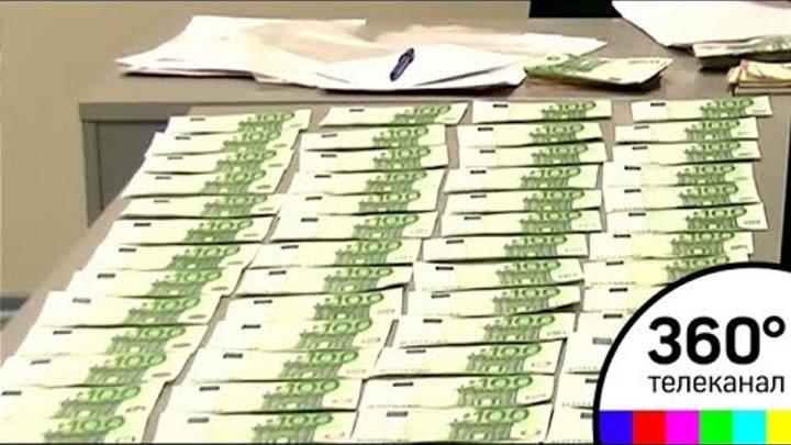 Пассажир из Латвии ввез в Россию 30 тысяч евро в колготках