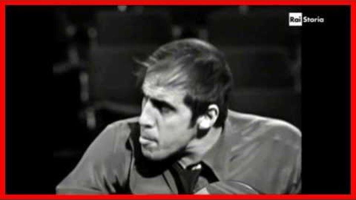 Adriano Celentano canta ''Bellissima'' alla bellissima Loredana Berté.