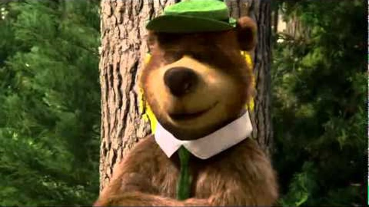 Медведь Йоги (Трейлер) / Yogi Bear (Trailer) / 2010