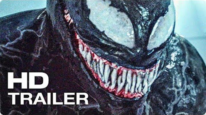 ВЕНОМ ✩ Трейлер #3 (Том Харди, Marvel, Симбиот, СуперХеро, 2018)